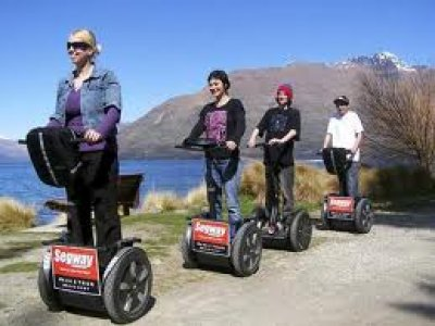 Action and Adventure Segway
