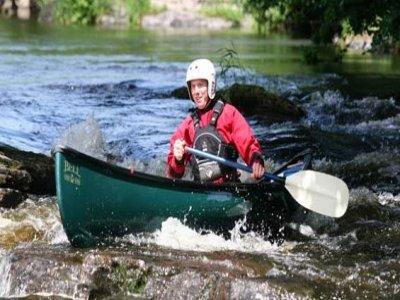 Plas y Brenin Canoeing