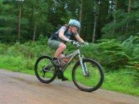 Fast biking