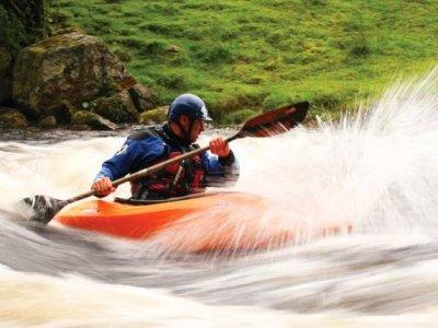 Plas y Brenin Kayaking