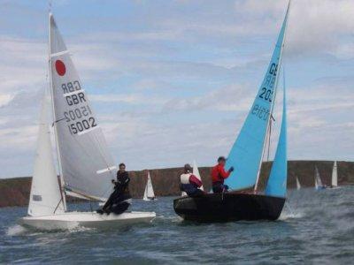 Filey Sailing Club Sailing