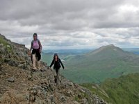 Hiking in the stunning locations North Wales offers
