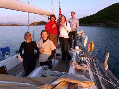 Velvet Adventure Sailing Ltd Boat Trips