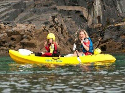 Pure Activities Canoeing