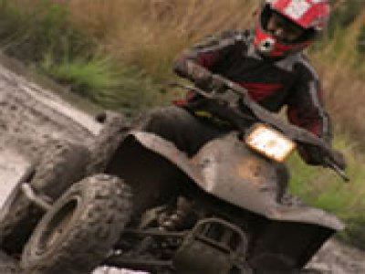 1 Hour Quad Biking Whittlesford