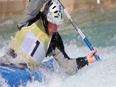 Lee Valley White Water Centre Canoeing