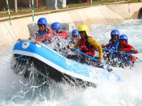 Experience the trill of the wild rapids