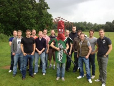 Hen and Stag Do Clay Pigeon Shooting Deal Saffron