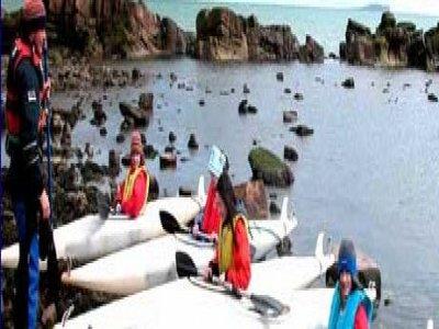 East Neuk Outdoors Kayaking