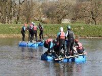 Rafting Adventures in Wales