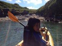 Kayaking time