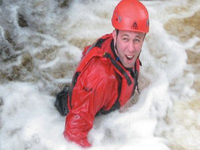 BECK´S Training Limited Canyoning