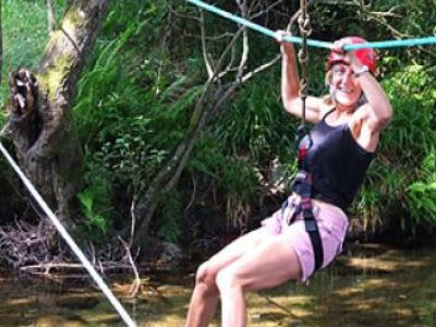 Keswick Climbing Wall High Ropes