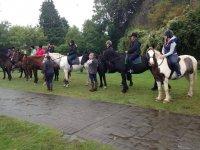 Enjoy a horse ride adventure in Wales