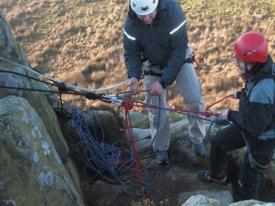 BECK´S Training Limited Abseiling