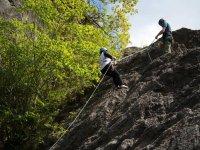 Challenge yourself to climb