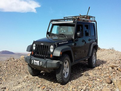 1 Hour 4x4 Off Roading Experience Saffron Walden