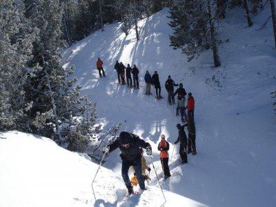 Gran Pallars Raquetas de Nieve