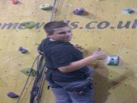 Climbing at a range of great indoor facilities