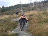 Mountain Biking off the beaten track