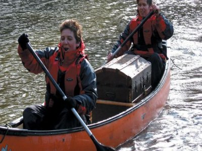 BECK´S Training Limited Canoeing