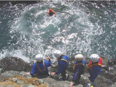 Snowdonia Adventures Coasteering