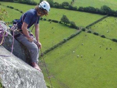 Snowdonia Adventures Climbing