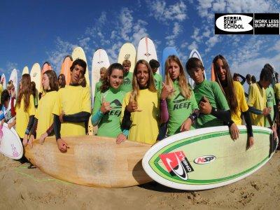 Berria Surf School Campamentos de Surf