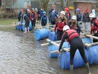 Rafting Competition in Llandysul Half Day