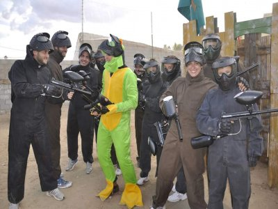 Vértice10 Paintball