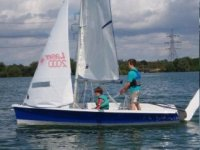 Inland sailing