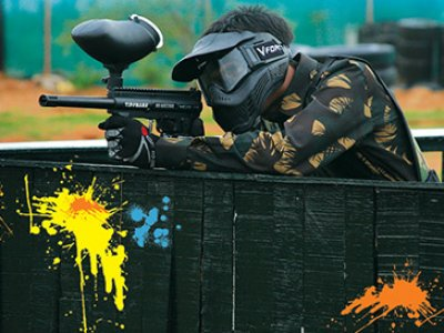 Territorio Activo Paintball