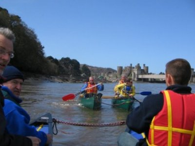 Half Day Canoeing Experience Betws Y Coed