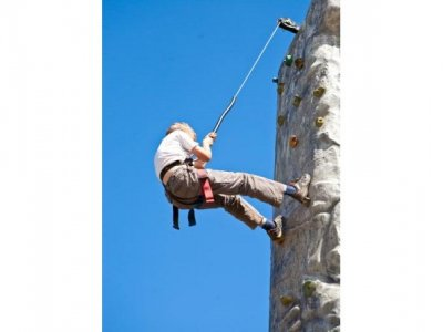 Tolmers Scout Camp and Activity Centre Abseiling