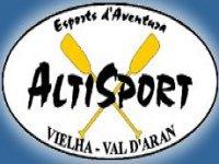 Altisport Piragüismo