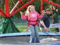 Bungee Jumping is fun.
