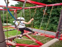 Highropes are so much fun.