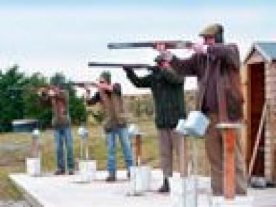 The Coniston Shooting Ground Clay Pigeon Shooting