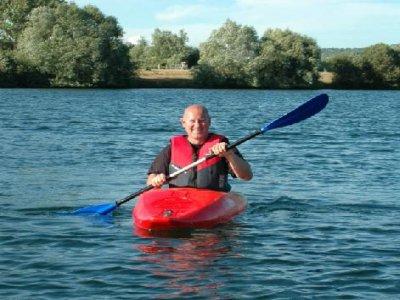 Leybourne Lake Watersports Centre Kayaking