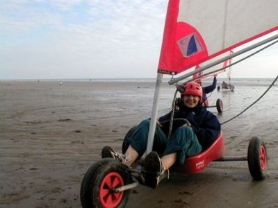 Half Day Sand Yachting Pendine
