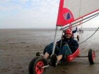 Half Day Sand Yachting Pendine