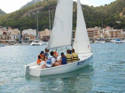 Club de Vela Puerto de Andraitx Vela