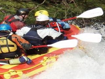Llandysul Paddlers Outdoor Education Centre Rafting