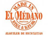 SportCenter El Médano Alquiler de Bicicletas
