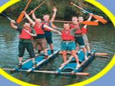 The Leam Boat Centre Rafting