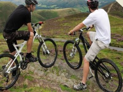 Shropshire Hills Mountain Bike and Outdoor Pursuit Centre