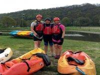 Sea Kayaking Excursion Porthdafarch Beach Half Day