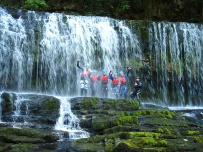 Liquidfriction Adventure Canyoning