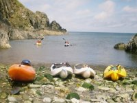 Half Day Sea Kayaking Experience Abereiddy Beach