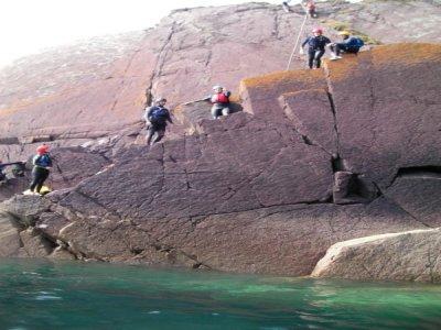 Liquidfriction Adventure Coasteering